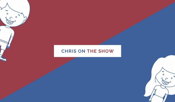 Chris on the Show